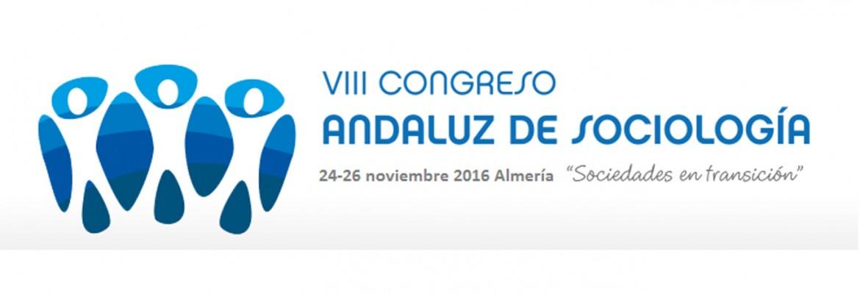 VIII CONGRESO ANDALUZ DE SOCIOLOGÍA